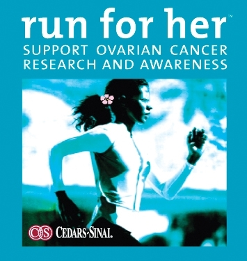 run for her®  Stamp